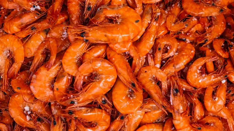 Boiled Gulf Shrimp